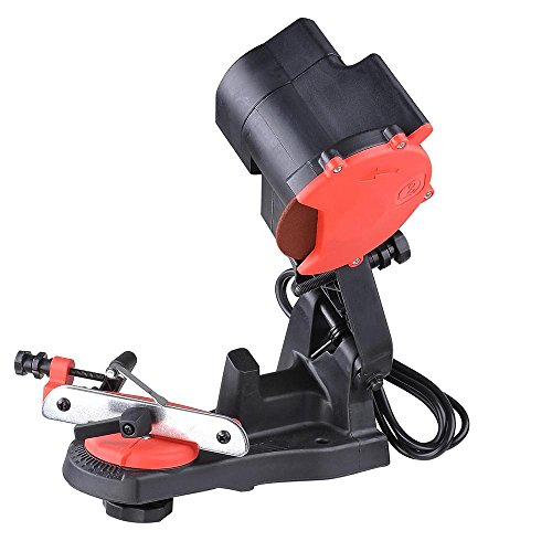 Yescom Electric Power Chain Saw Sharpener 4200RPM Bench W...