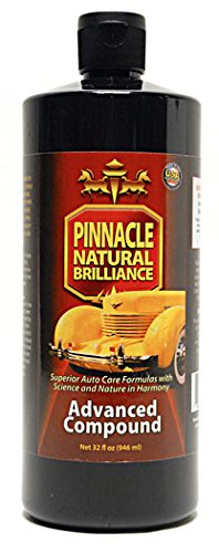 Pinnacle Natural Brilliance PIN-242 Advanced Compound, 32 fl. oz.