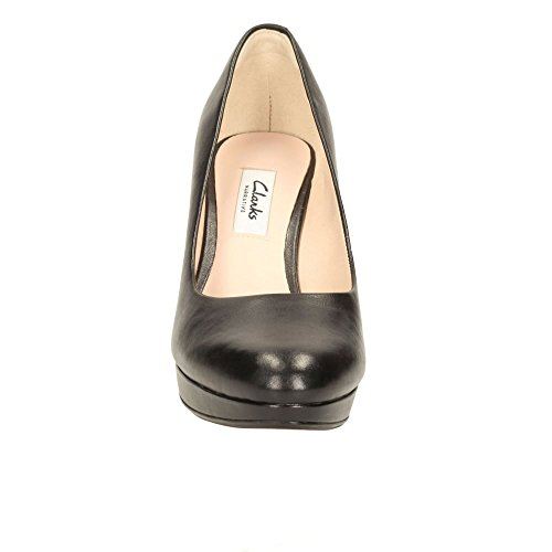 Shoes Black Wide Clarks 5 Womens Sienna 7 Formal Kendra OXnZx
