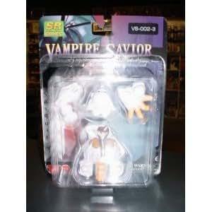 Vampire Savior Action Figure Series 2 Sasquatch