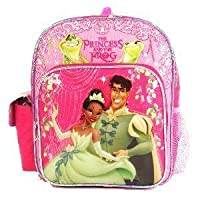 Disney Small Backpack Princess and The Frog - Evening Star Wishes 501600