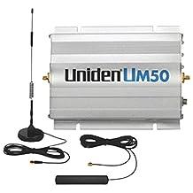 Uniden UM50 Car/RV/Boat Cellular Booster Kit