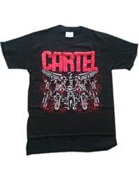 CARTEL - Bad Dudes - Black T-shirt