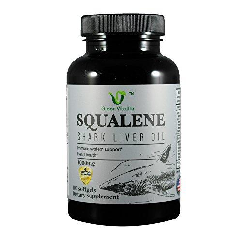 Squalene Shark liver oil - Liver Squalene Oil Shark