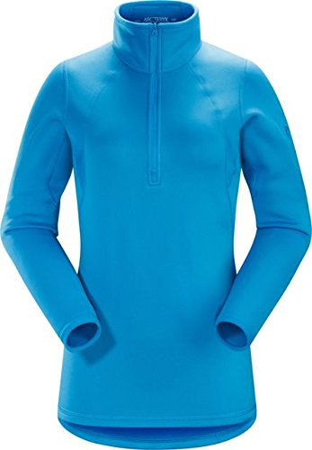 Arc'teryx Women's Rho AR Zip Neck Baja Large