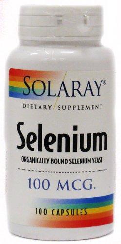 Sélénium 100mcg - 100 - Capsule