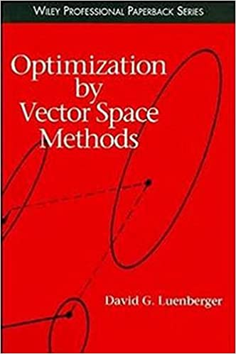 Optimization by vector space methods david g luenberger optimization by vector space methods david g luenberger 9780471181170 amazon books fandeluxe Gallery