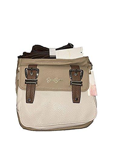 Jessica Simpson Handbags And Shoes - Jessica Simpson Jaime Crossbody Mustard-ecru OS