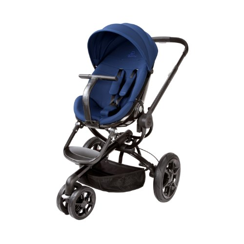 Quinny Moodd Stroller, Blue Reliance