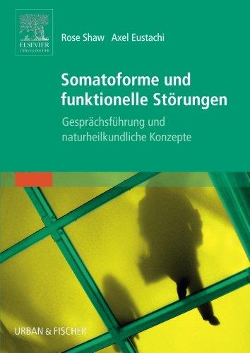Price comparison product image Somatoforme und funktionelle Störungen (German Edition)