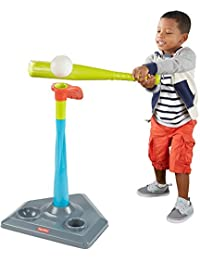 Fisher-Price Grow-to-Pro 2-in-1 Tee  Ball BOBEBE Online Baby Store From New York to Miami and Los Angeles