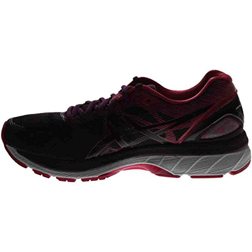 uk availability 01492 787ed ASICS Women's Gel-Nimbus 19 Running Shoe, Black/Cosmo Pink ...
