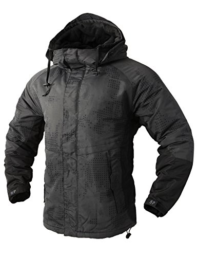 Waterproof Mens Parka - 8