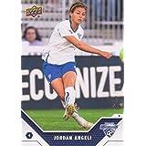 2011 Upper Deck MLS Soccer #193 Jordan Angeli Boston Breakers WPS Super Draft Official Major League Soccer Trading Card From UD