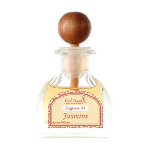 Herb Thyme Car Air Freshener Jasmine 50ml (2 Pieces) / Vehicle Deodorant / Deodorant / Liquid Type / Household Goods / Vehicle Article / Fragrance by Herb Thyme