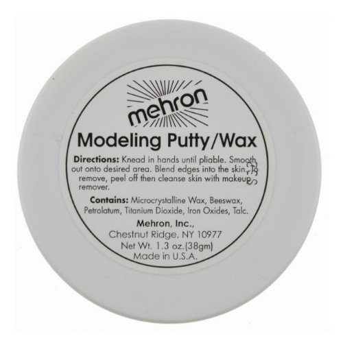 (3 Pack) mehron Modeling Putty / Wax