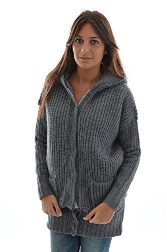 gilets cardigans Edc By Esprit prog coat gris