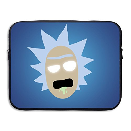 Sanchez Bag - Computer Liner Bag Rick Sanchez Abstract Psychedelic Science Chemistry Laptop Bag Liner Bag Laptop Computer Sleeve 13 Inch Tablet Case Computer Accessories For Macbook Air Pro