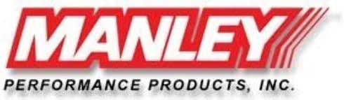 Manley 11171-8 Race Master Exhaust Valve Set of 8