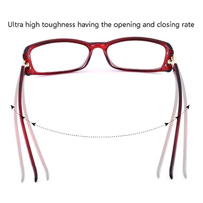 colore Red Lcshan Ultraleggera Zoom Definizione Ultra-blu Intelligenti 150 Degrees Da Occhiali Ad Dimensioni 0 Alta Della Lettura 1 Regolazione Luce Automatica