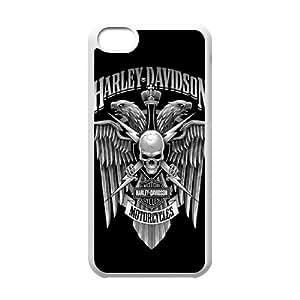 iPhone 5C Harley-Davidson pattern design Phone Case HHL13DVSJ39272