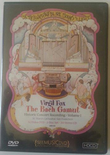 Bach: Virgil Fox the Bach Gamut Vol 1