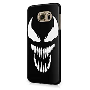 Venom Spiderman Carnage Symbiote Villian Hard Snap-On Protective Case Cover For Samsung Galaxy S6 (Not Edge)