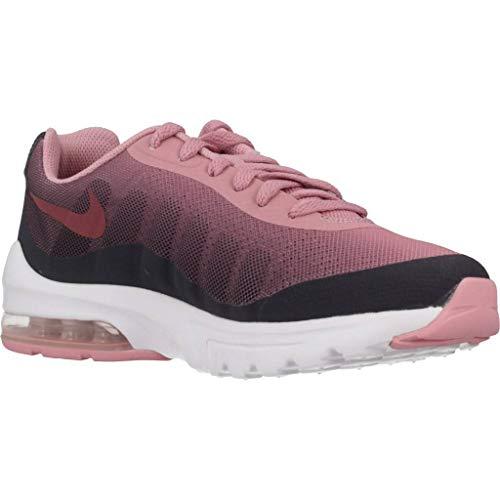 gridiron Wine Scarpe 002 Pink gs Donna Max Invigor Air Nike Print Vintage Running Multicolore PXxpqzH7w4