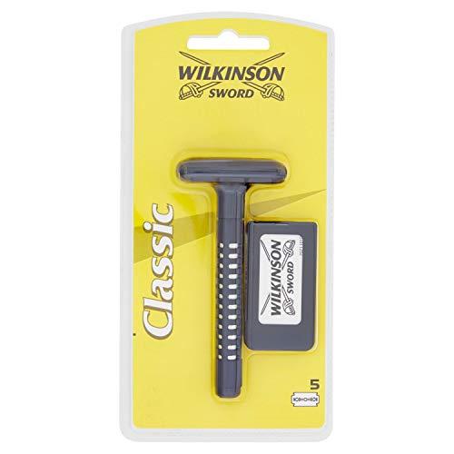 Wilkinson Sword Classic Double Edge Razor (Wilkinson Sword Classic Double Edge Razor Blades)