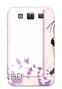 New Freshmilk Super Strong Anime Clannad Tpu Case Cover Series For Galaxy S3