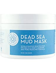 Dead Sea Mud Mask for Face and Body, Purifying Face...