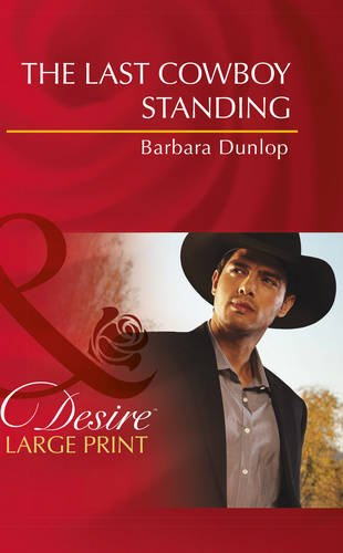 book cover of The Last Cowboy Standing