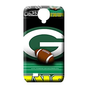 samsung galaxy s4 Impact Plastic phone Hard Cases With Fashion Design cell phone carrying skins green bay packers