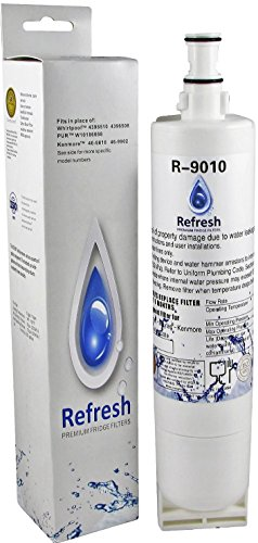 Refresh Kenmore 46-9010, 49-9085 Water Filter Replacement...