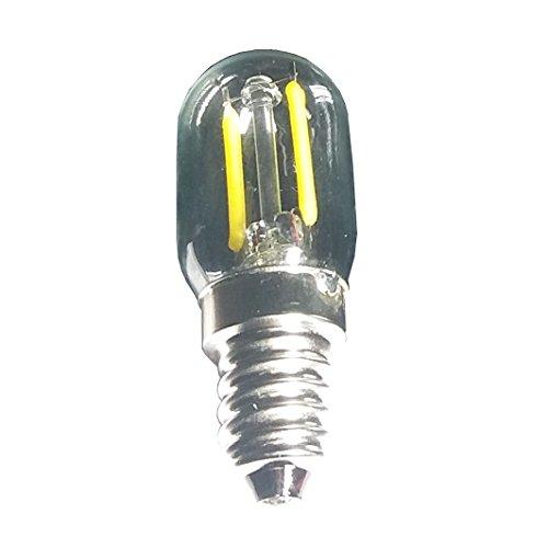 E14 T22 LED 1.5W Mikrowellenbirne 240v 20w Äquivalent Glühlampen Dunstabzugshaube Zum Kühlschrank Mikrowelle Kandelaber Lava Schreibtischlicht Gerätelampe