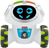 Mattel Fisher-Price FKC35 Lern-Roboter Movi, deutschsprachig