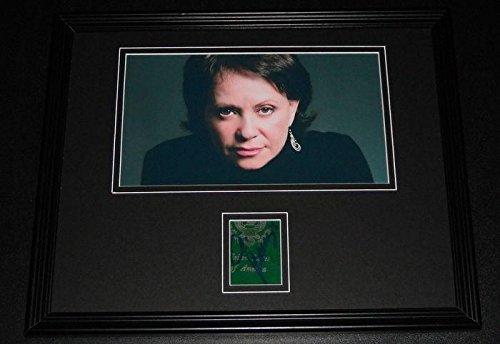 Adriana Barraza Signed Framed 11x14 Photo Evince