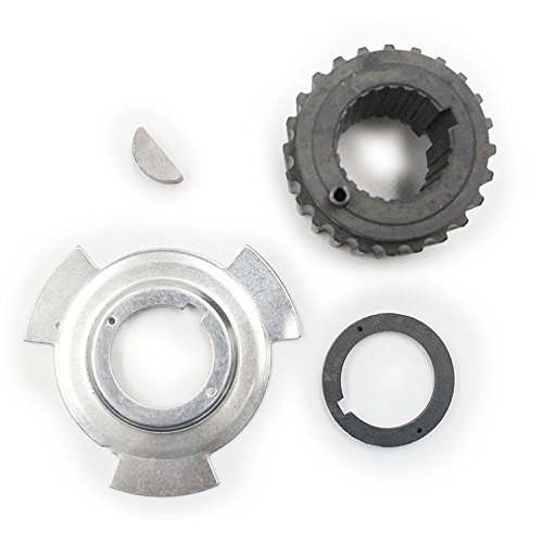 Koauto Crank Crankshaft Gear Sensors Blade And Spacer Kit For Mitsubishi - Crankshaft Mitsubishi