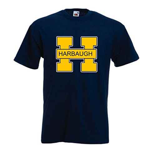 Jim Harbaugh Michigan Wolverines