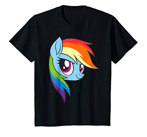 Kids My Little Pony Rainbow Dash Large Character T-Shirt