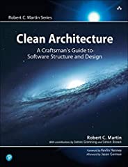 Clean Architecture: A Craftsman's Guide to Software Structure and Design (Robert C. Martin Series) (Englis