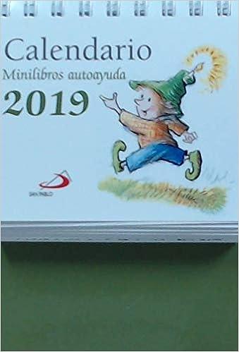 Calendario De Mesa Minilibros Autoayuda 2019 por Equipo San Pablo