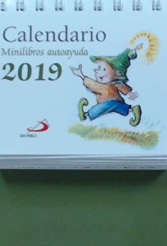 Calendario de mesa Minilibros Autoayuda 2019