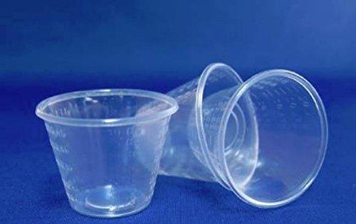 MCK46941200 - Medicine Cup Medi-Pak Clear Polypropylene