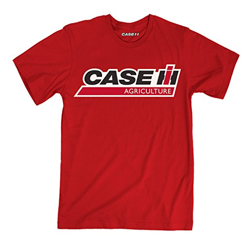 Country Casuals Case Ih Ag Logo Adult - Adult Short Sleeve Tee (Quality Farm Equipment)