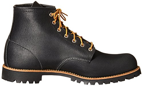 Spitfire Roughneck Red Boot Men's Heritage Wing Black aYqwz78q