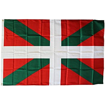 3x5 Basque Spain Pais Vasco Bandera Premium Flag 3/'x5/' House Banner Grommets