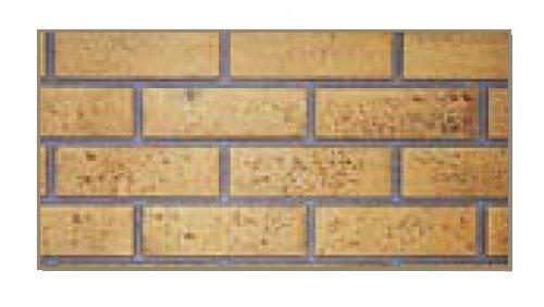 Pellet Stove Brick or Porcelain Panels Style: Decorative Brick Porcelain Reflective Panel