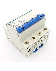 CHNT 4P MBC 1A 2A 3A 4A 6A 10A 16A 20A 25A 32A 40A 50A 63A DZ47-C63 circuito interruptor automático de aire MCB-60_A