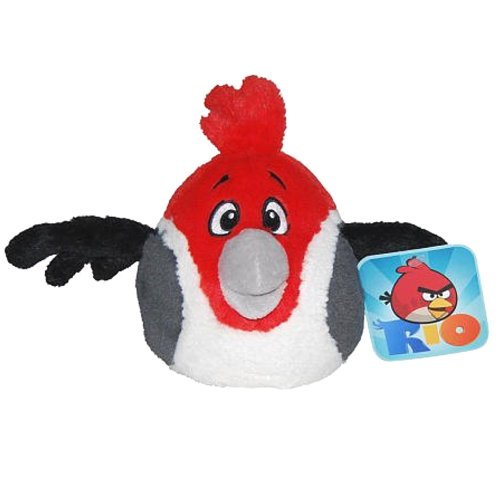 Angry Birds 5 Inch Bird Sound